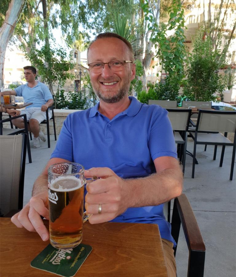 Eric Redfern - RG Consultancy